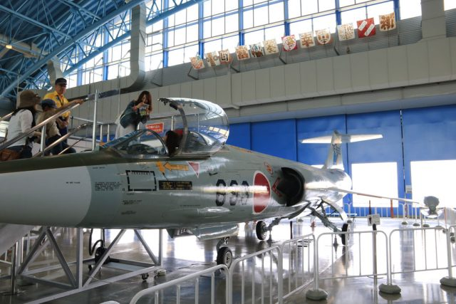 F-104J戦闘機